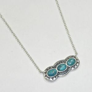 Silpada Jewelry - Silpada Turquoise Sail Away Necklace N3247 NEW